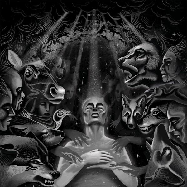 Herïda vs. Tarsius Tarsier - split LP