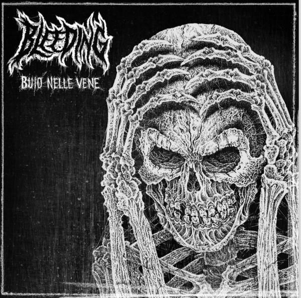 Bleeding – buio nelle vene - LP