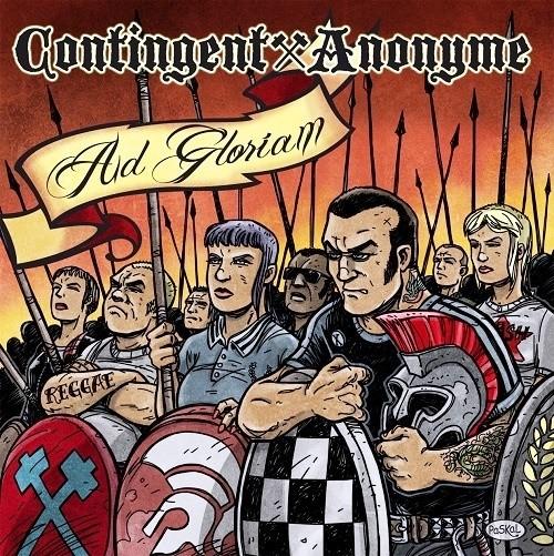 Contingent Anonyme - Ad Gloriam - CD + LP
