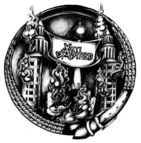 AntiBastard - LP