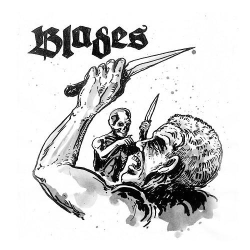 Blades - LP