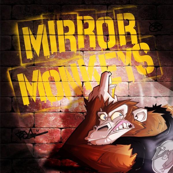 Mirror Monkeys - LP