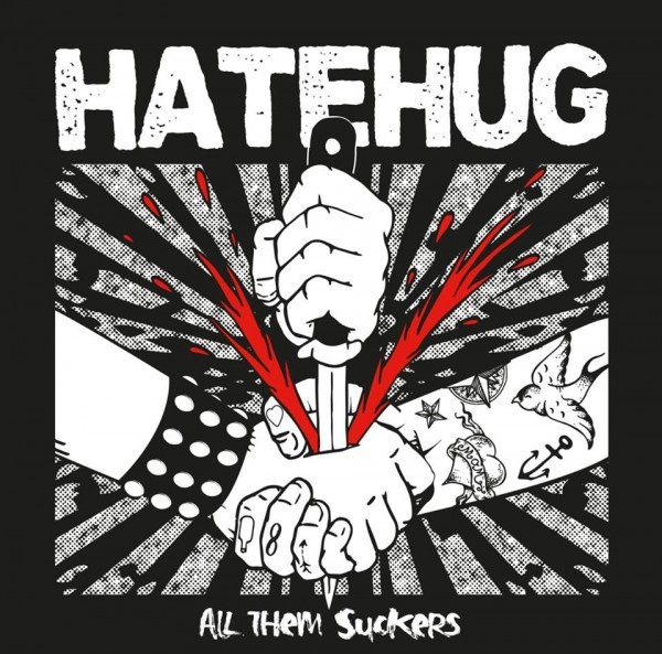 Hatehug - all them suckers - MLP or tape