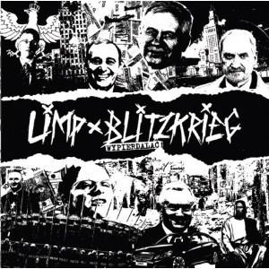 Limp Blitzkrieg – Wypierdalać! - LP