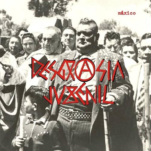 Desgrasia Jubenil – máxico - LP
