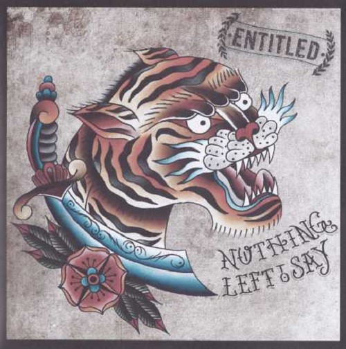 Entitled – Nothing Left To Say - EP