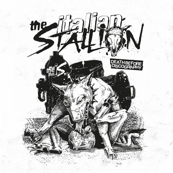 The Italian Stallion – Death Before Discography - LP
