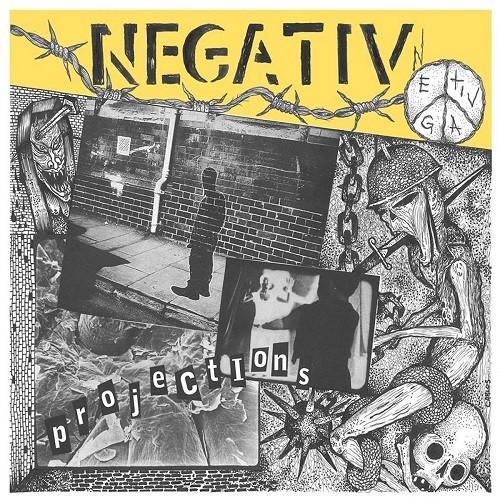 Negativ – Projections - MLP