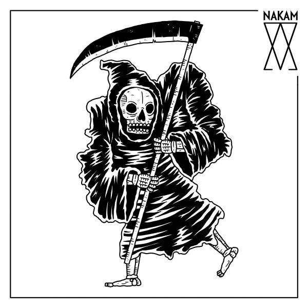 Nakam - s/t - EP