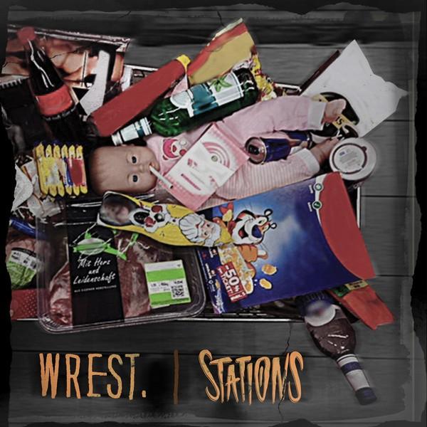 Wrest. vs. Stations – Split EP