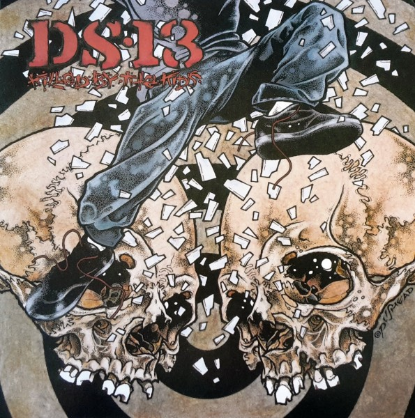 Demon System 13 – killed by the kids - LP