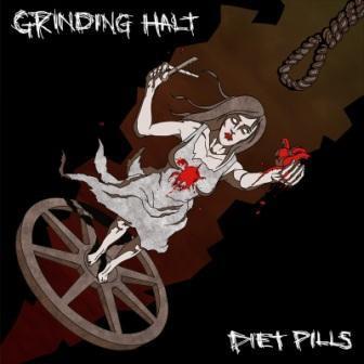 Grinding Halt vs. Diet Pills - Split EP